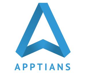 Apptians-Best SEO Company in Delhi NCR Logo