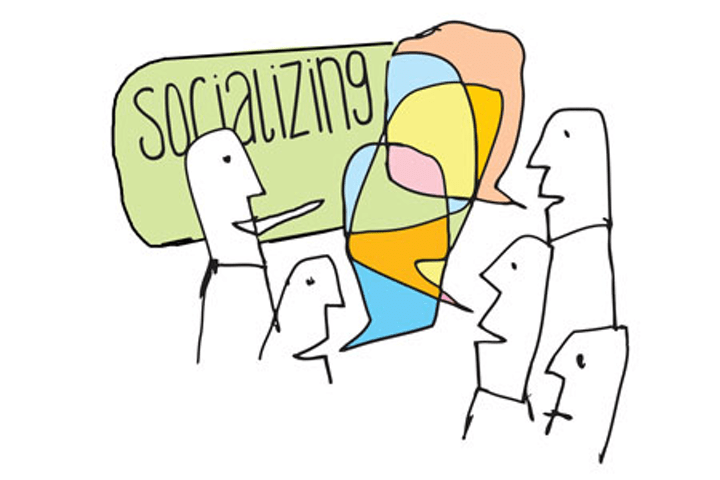 Why Socialize? learn about socialization