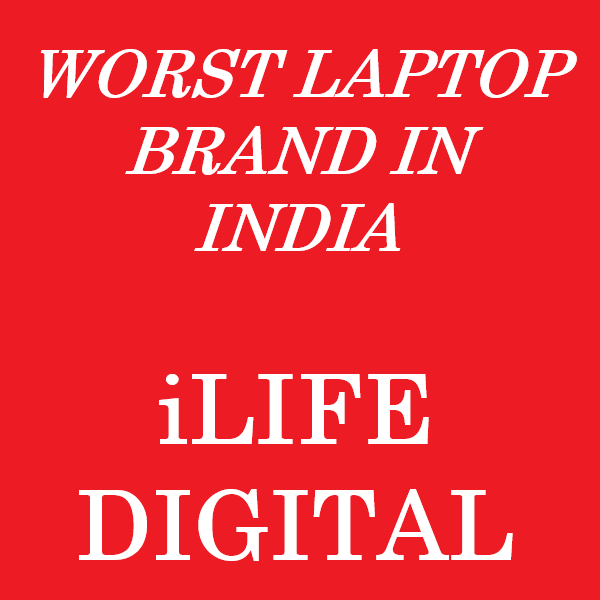 Which is the worst laptop brand in India?